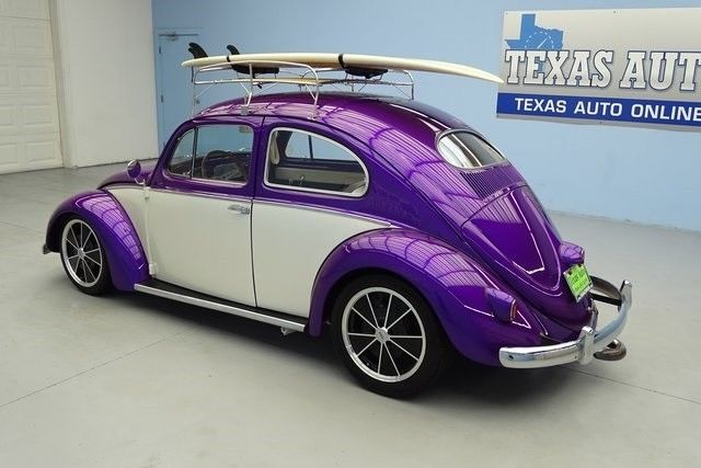 VW Cc For Sale >> Volkswagen Beetle - Classic Coupe 1954 Purple For Sale ...