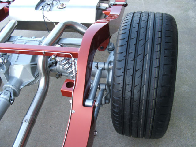 Chevy Chassisframe C Corvette Suspension