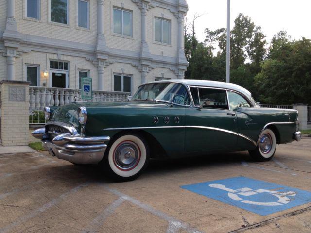 Buick Other 2 Door Hardtop 1955 Dover White/Spruce Green ...
