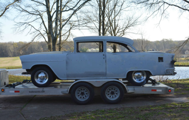 55 Chevy 2 Door Project Cars For Sale ✓ All About Chevrolet