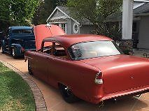 Chevrolet Bel Air/150/210 1955 Orange For Sale  1955 Chevy