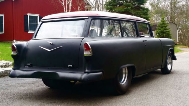 Chevrolet bel air 150 210 xfgiven type xfields type for 1955 chevy 4 door wagon