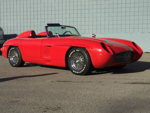 mercedes benz sl class convertible  red  sale slr  mercedes  sl