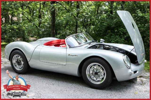 for sale 1955 porsche other 1955 porsche 550 beck spyder