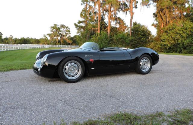 Porsche Other Convertible 1955 Black For Sale 1955
