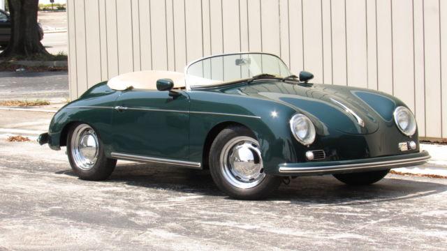 Porsche 356 Convertible 1957 Green For Sale 118747665