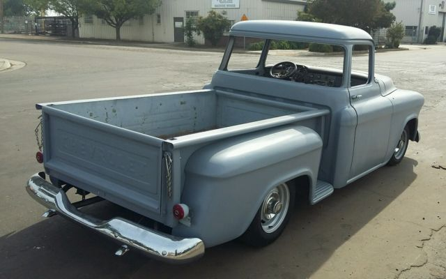 Used Cars Fresno Ca >> Chevrolet Other Pickups Standard Cab Pickup 1958 GREY For Sale. 3A56K012665 1956 CHEVROLET CHEVY ...