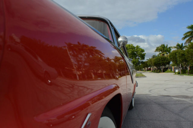 Ford Fairlane 1956 Red For Sale  1956 Ford Victoria