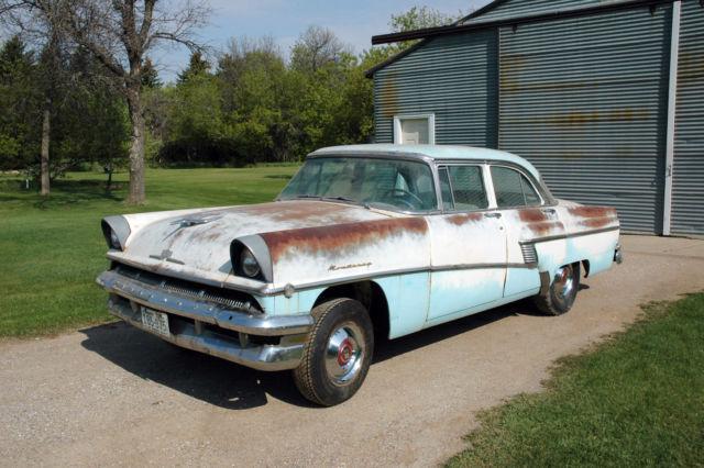 Mercury Monterey Sedan 1956 For Sale 56al72 M 1956