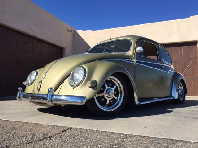 Used Cars Tucson >> Volkswagen Beetle - Classic Coupe 1956 Blue For Sale ...