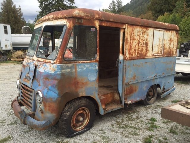 chevrolet other 1957 for sale x 1957 chevrolet stepvan gerstenslager ex u s mail delivery. Black Bedroom Furniture Sets. Home Design Ideas