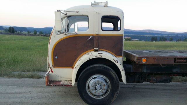 Topkick For Sale >> Other Makes 1957 For Sale. 0476842 1957 WHITE 3000 COE CABOVER X-CAB TRUCK: KUSTOM HOT RAT ROD ...