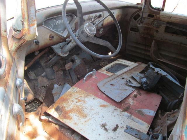 Chevrolet Apache 31 Panel Truck Delivery Van Ratrod Panel 1958
