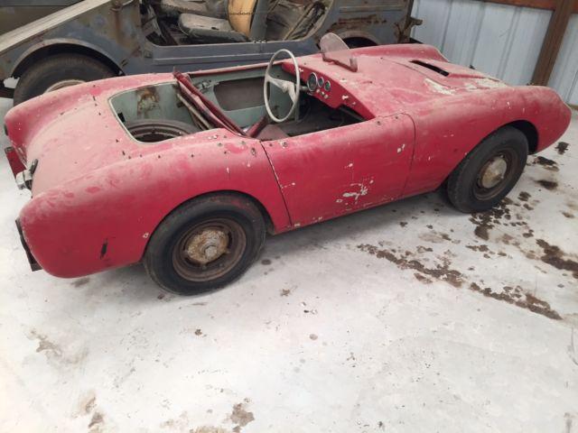 Other Makes 1959 For Sale 233 1959 Berkeley Se 492 Project Vintage