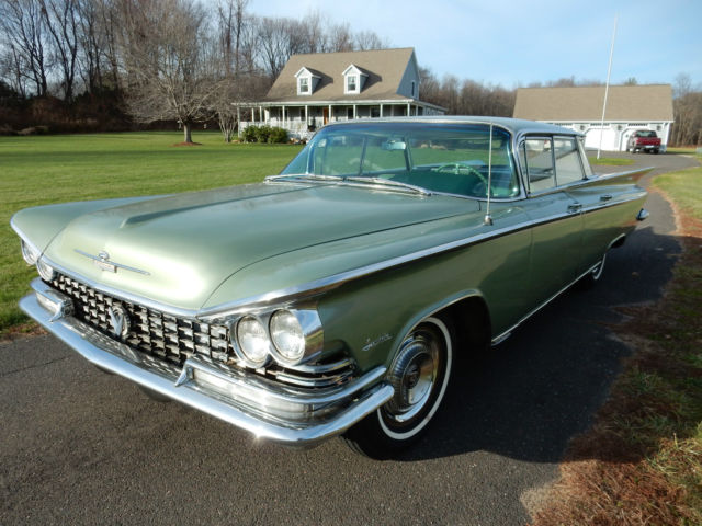 Buick Other 4 Dr Hardtop 1959 Green For Sale 6f7007711