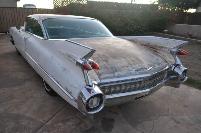 Cadillac DeVille Coupe 1959 Black For Sale. 59J111668 1959 CADILLAC