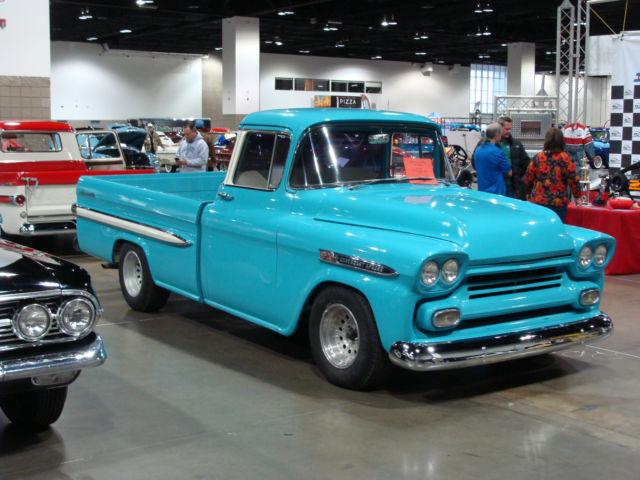 Chevrolet Other Pickups 1959 For Sale Xyxyxyxyx 1959 Chevrolet