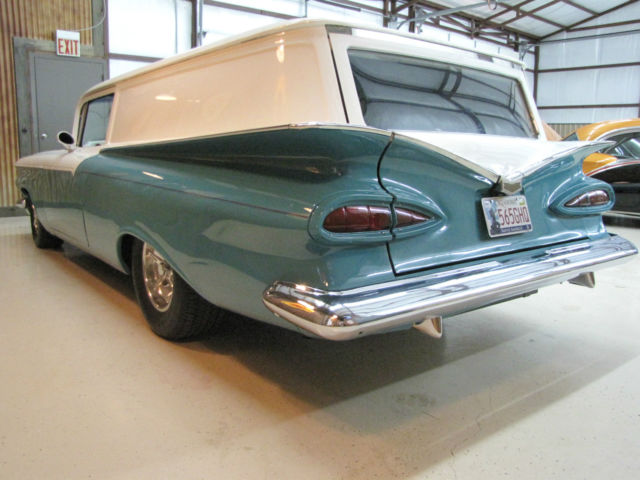 1959 Chevrolet Sedan Delivery Wagon – Wonderful Image Gallery