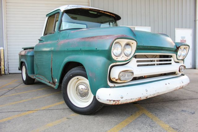 Chevrolet Other Pickups Pickup Truck 1959 Green For Sale