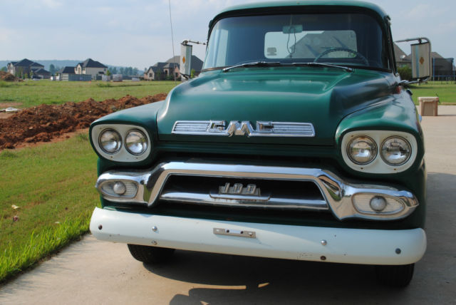 Van Buren Gmc >> GMC Other [xfgiven_type]%xfields_type%[/xfgiven_type] 1959 Green For Sale. 101PS20936A 1959 GMC ...
