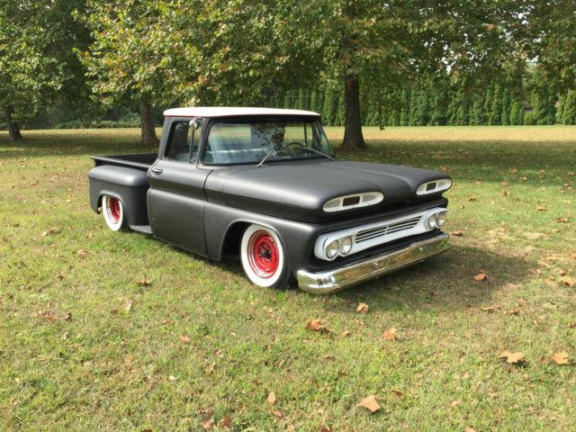 Chevrolet Other Pickups Standard Cab Pickup 1960 Black For Sale