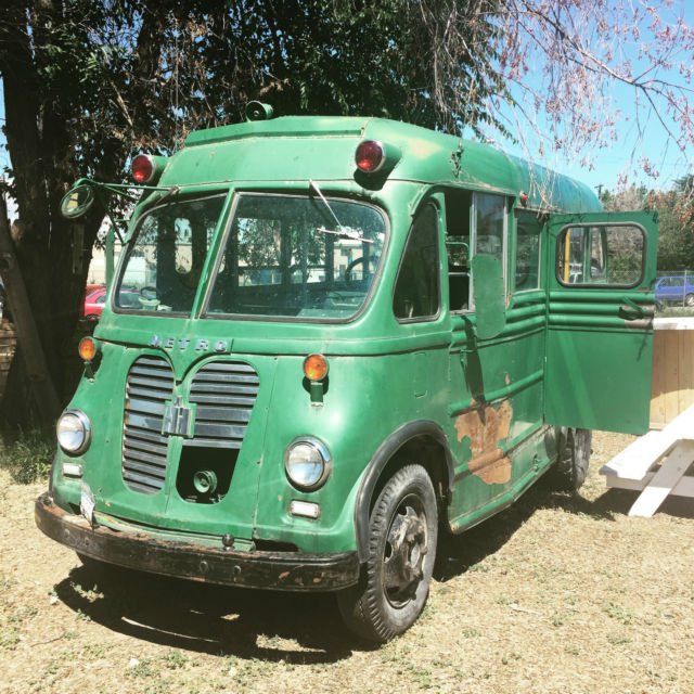 45f1292f3e International Harvester Other 1960 Green For Sale. 1960 International  Harvester Metro - Bus - Rare - Runs Drives - Title - Clean!