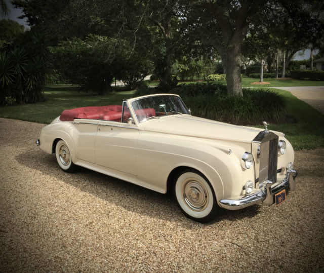 Rolls Royce Other 1960 For Rarest Of 4 Door Conver Multiple National Concours Award Winner