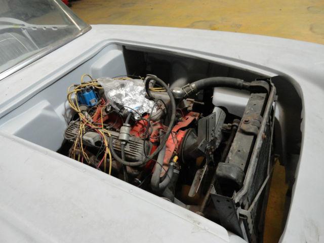 1961 Chevrolet Corvette Project Car For Sale: Chevrolet Corvette Convertible 1961 Gray For Sale
