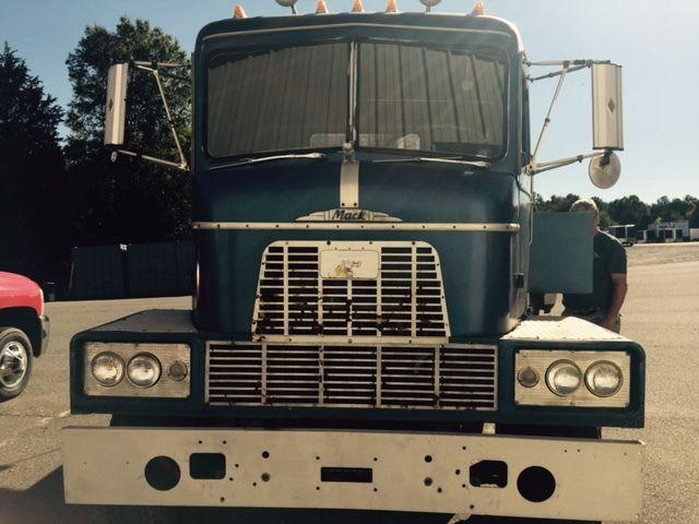 Other Makes H Model 1961 Blue For Sale  1961mack 1961 Mack