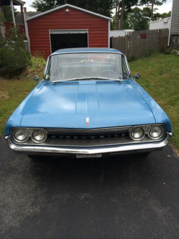 Oldsmobile Eighty-Eight Sedan 1961 Blue For Sale  615L07469
