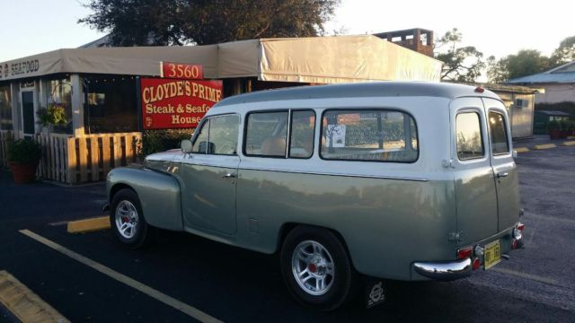 Volvo Other Estate Wagon 1961 Bamboo Pearl/White For Sale. 43039 1961 Volvo Duett P210, '73 B20 ...