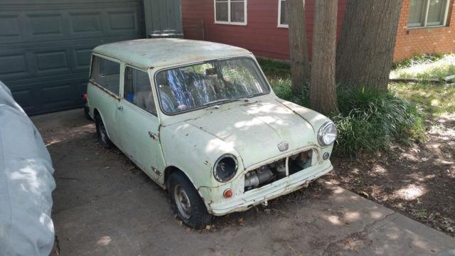 81687ef3a4f17f Austin Mini 1962 For Sale. 1962 Austin Mini Countryman RHD! BMC 1959 1969  1963 clubman cooper morris