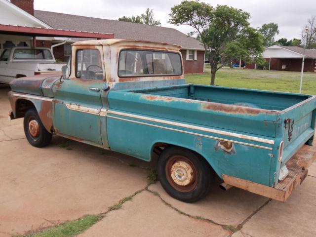 1962 chevy c10 pickup