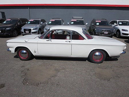 chevrolet corvair 1962 for sale. 1962 chevrolet corvair monza 900