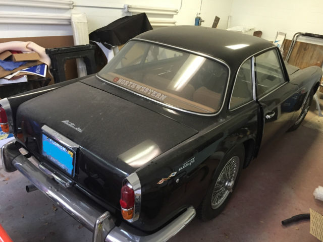 Triumph Other 1962 Black For Sale Ts 80079 Lco 1962 Triumph Italia