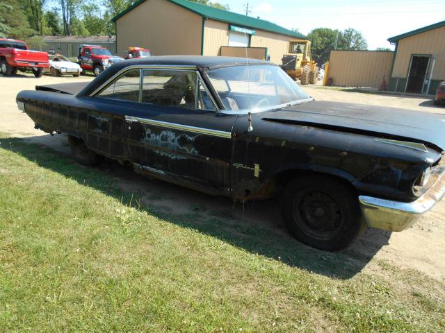 Ford Galaxie U/K 1963 Black For Sale  3G66R208456 1963 1/2