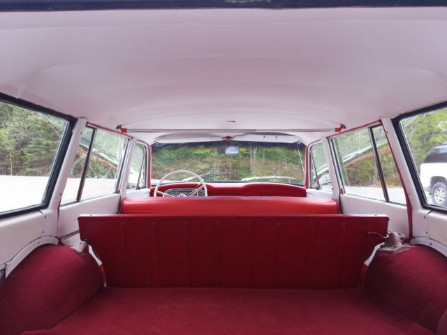 Ford Falcon Station Wagon 1963 White For Sale 1963 Ford