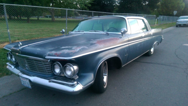 Other Makes IMPERIAL Crown 1963 For Sale. 9233257881 1963 Imperial Crown  aka Chrysler Imperial - 4-door hardtop Xlnt Mechanically 59c01b2fe