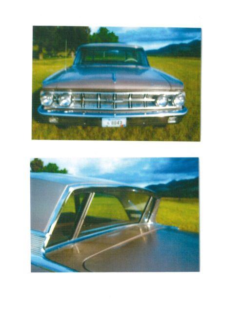 Mercury Monterey Sedan 1963 Mauve For Sale  1111111111 1963