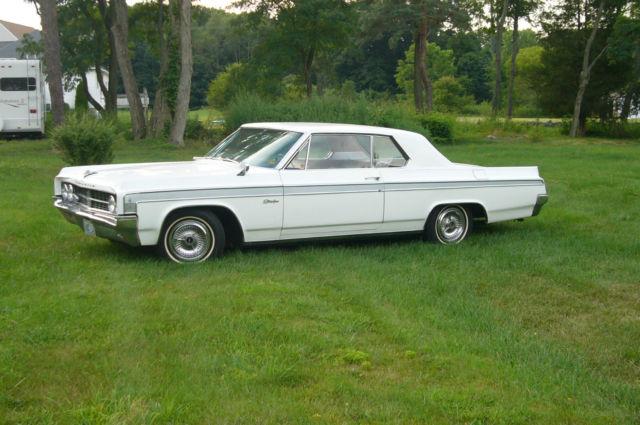 Oldsmobile Starfire Coupe 1963 White For Sale Xfgiven