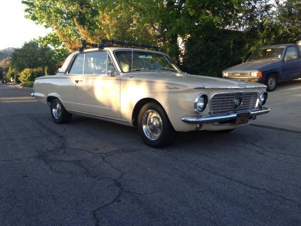plymouth other hardtop 1963 beige for sale 1435160758 1963 plymouth valiant signet 200 slant. Black Bedroom Furniture Sets. Home Design Ideas