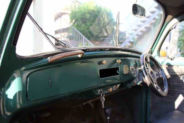 e8b4c21c2d Volkswagen Beetle - Classic Coupe 1963 Green For Sale. 1963 ...