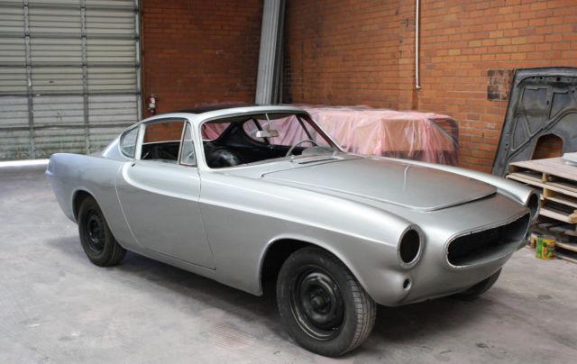 volvo other coupe 1963 platinum silver for sale p180395 va5713 1963 volvo p1800 jensen. Black Bedroom Furniture Sets. Home Design Ideas