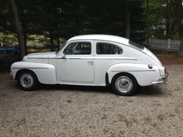 Volvo Other 1963 White For Sale. 1963 Volvo PV544