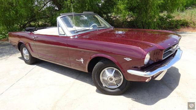ford mustang convertible 1965 for sale 5f08f118007 1964 1 2 ford mustang convertible classic. Black Bedroom Furniture Sets. Home Design Ideas