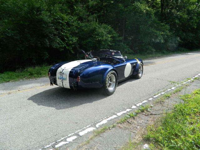 For Sale 1964 Shelby Cobra AC 289 FIA