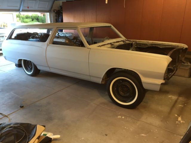Chevrolet Chevelle Wagon 1964 For Sale 45415H123125 300 2 Door