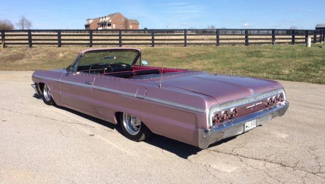 63 Impala Fully Done Hydraulics Frame off - Classic ... |Impala Hydraulics
