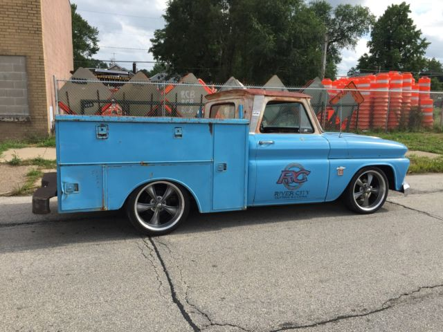 chevrolet c 10 1964 for sale 1964 chevy c10 rat rod utility bed truck. Black Bedroom Furniture Sets. Home Design Ideas