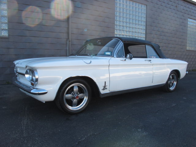 1964 Corvair Monza Turbo Charged Spyder Convertible